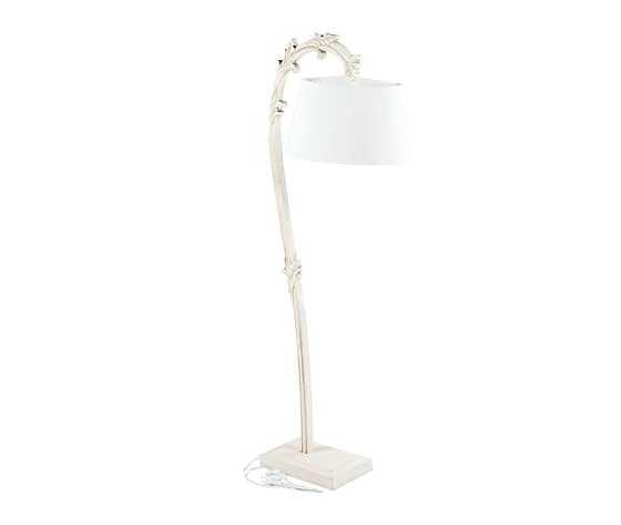 Lampada da terra Shabby Chic 165cm