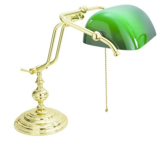 Lampada Ministeriale brunito 45 cm