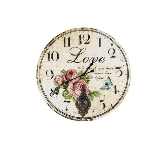 orologio con pendolo Love