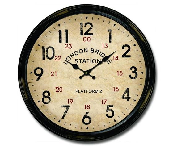 Orologio stampa London