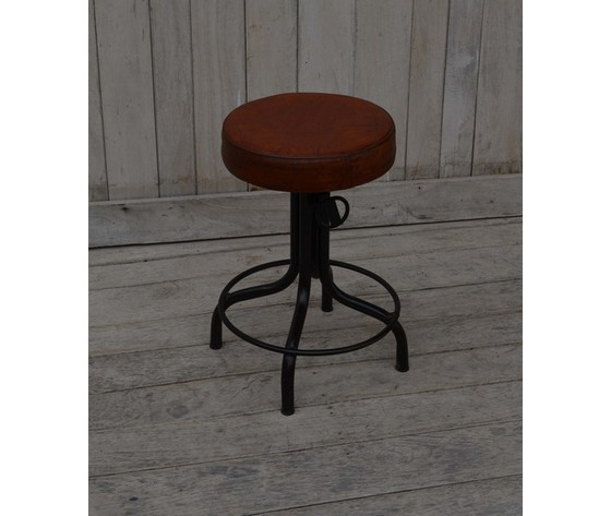 Sgabello bar Vintage 54/58cm