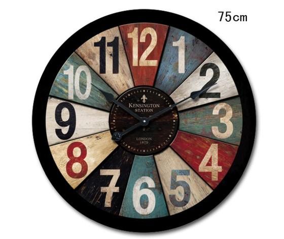 Orologio colorato Kensington