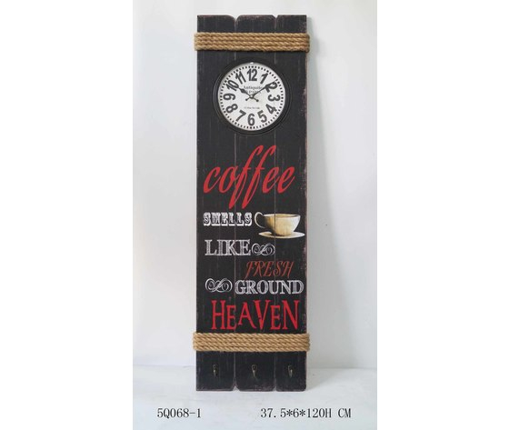 Orologio pannello Caffè