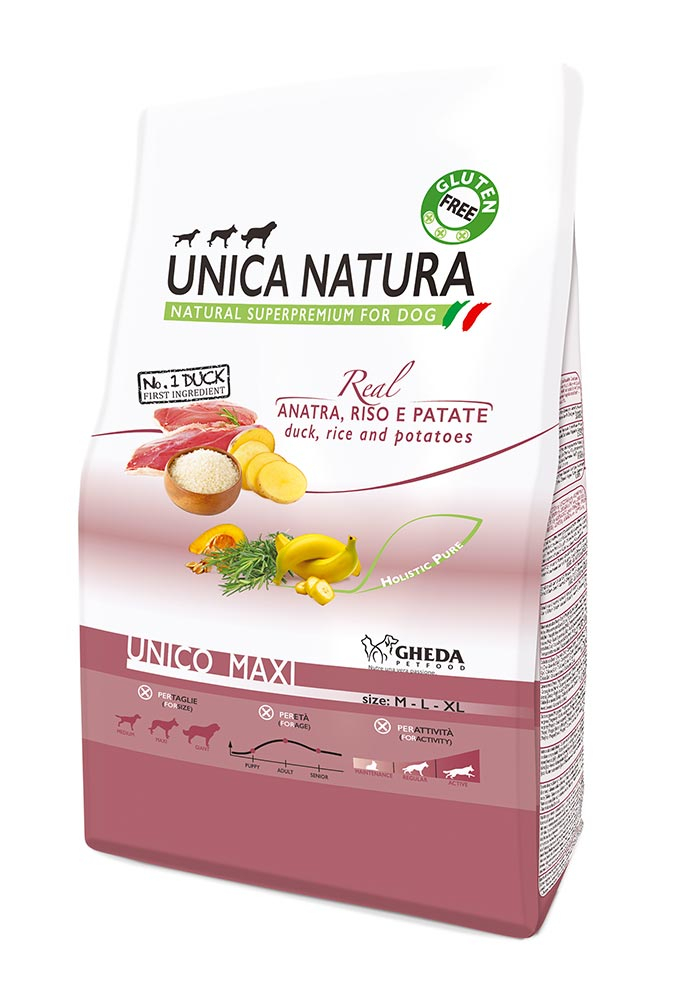 Anatra, Riso e Patate - UNICO MAXI