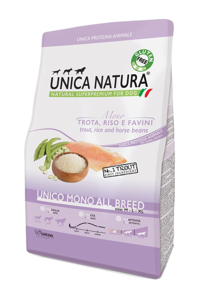 Trota, Riso e Favini - UNICO MONO ALL BREED