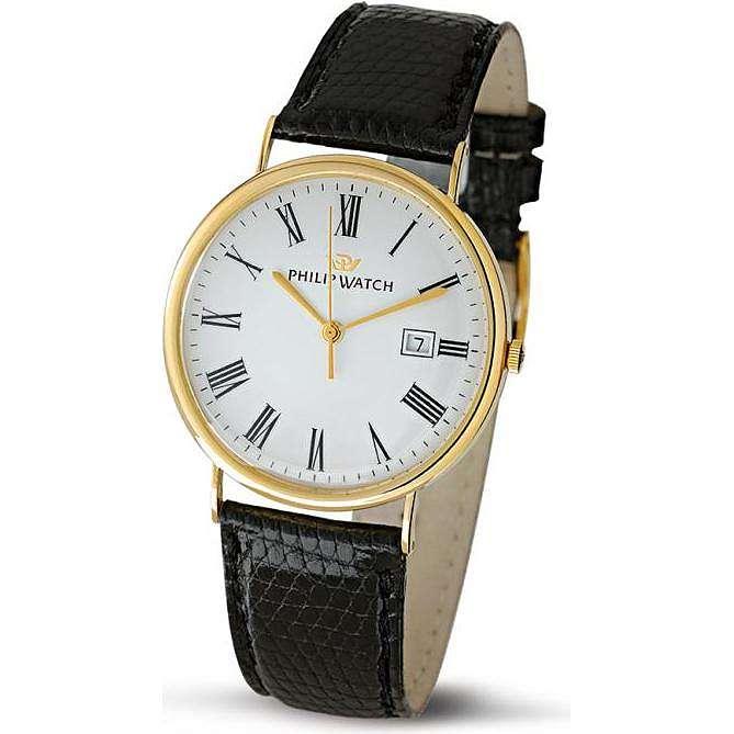 Orologio solo tempo uomo Philip Watch Capsulette