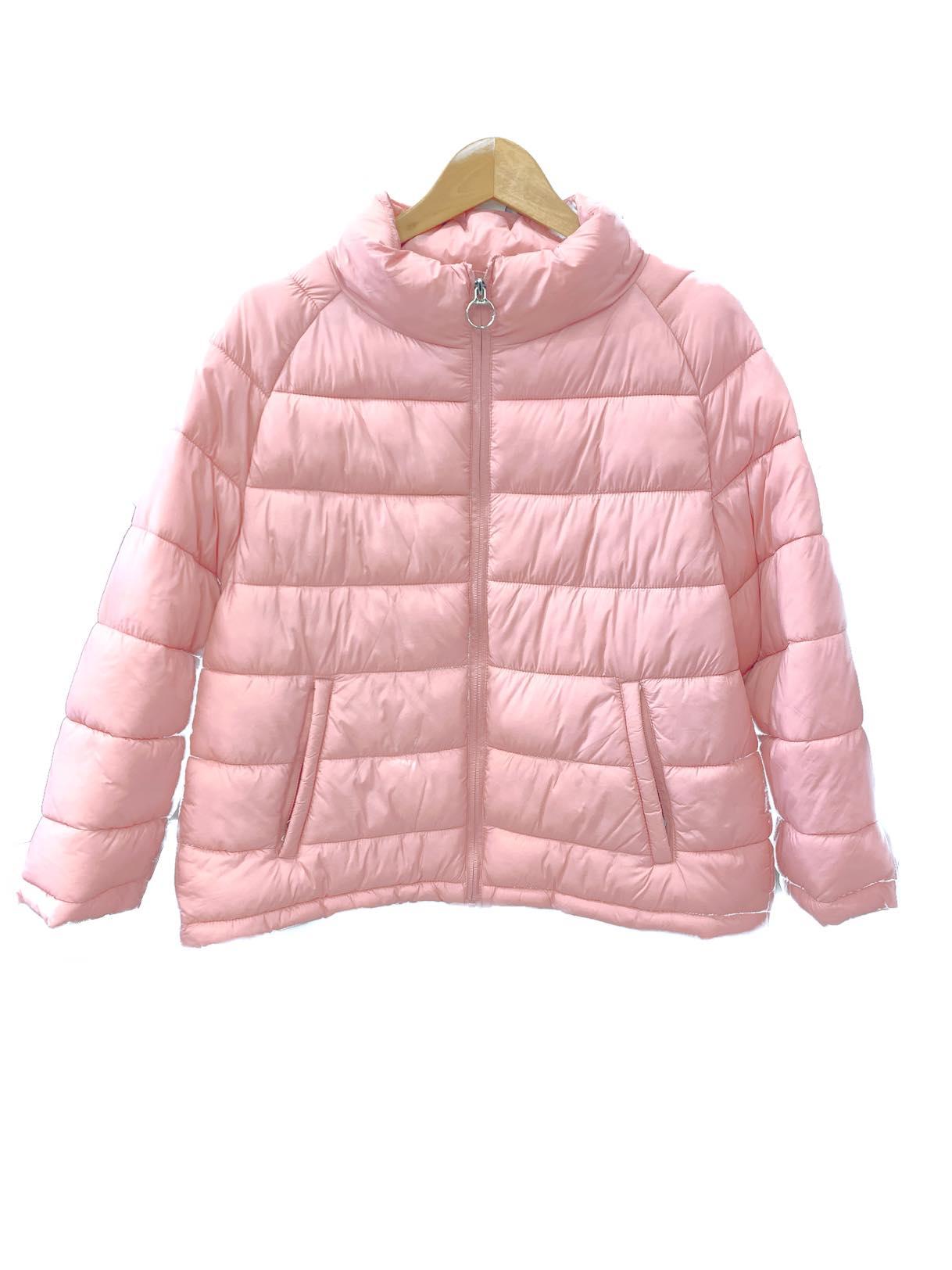 Giacca F**K W Piumino Pink