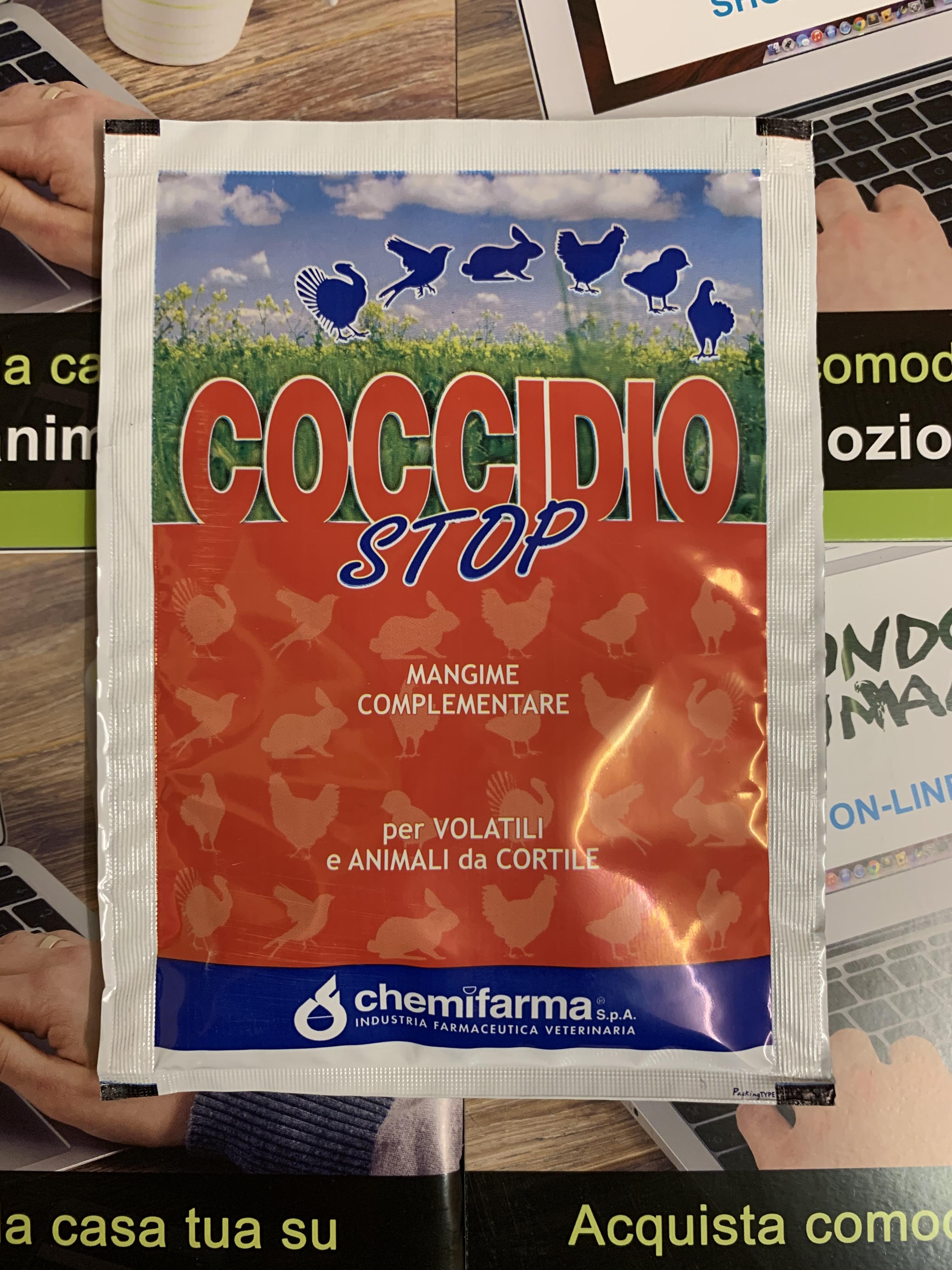 COCCIDIO STOP conf.50gr