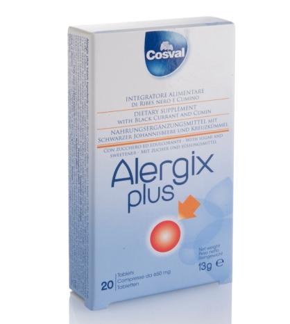 Alergix Plus 20 compresse