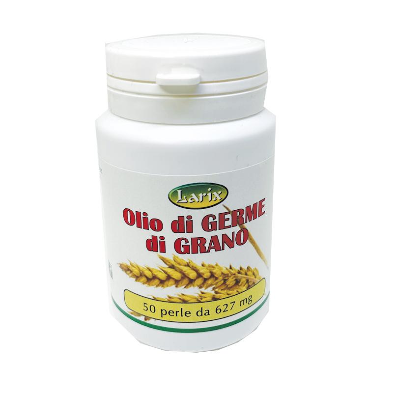Olio di Germe di Grano in Perle