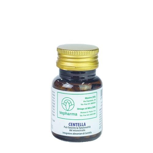 Centella Asiatica estratto secco titolato monopianta 50 capsule da 420