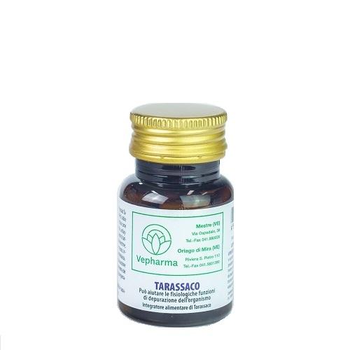 Tarassaco estratto secco titolato monopianta 50 capsule da 420 mg.