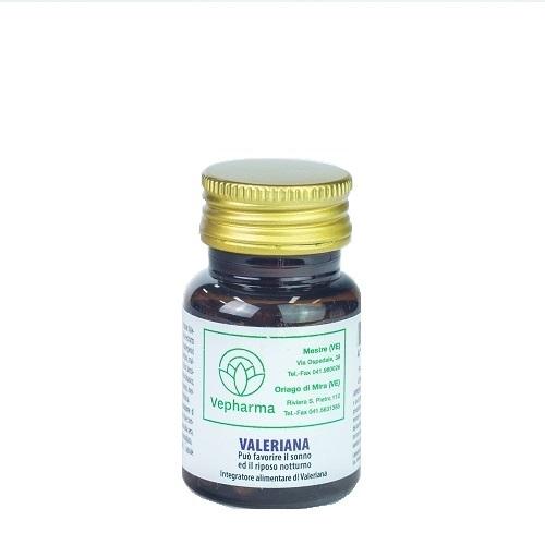 Valeriana estratto secco titolato monopianta 50 capsule da 420 mg