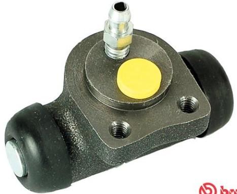 Cilindretto freni posteriore Opel Kadett B, C, 550065, 5895688,