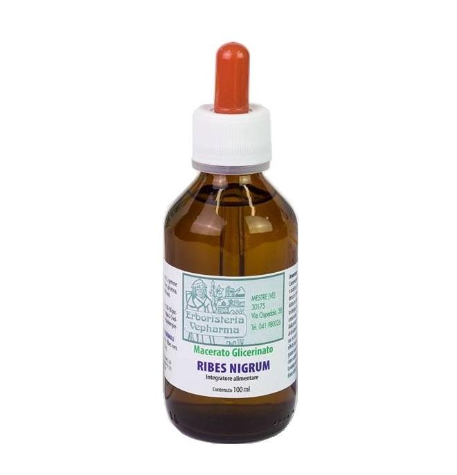 Ribes Nigrum   Macerato Glicerinato  100ml