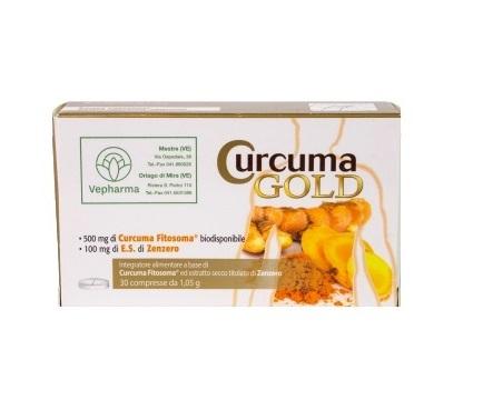 Curcuma Gold    30 compresse