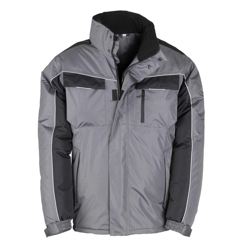 Kapriol giacca da lavoro parka smart work grigio taglia M