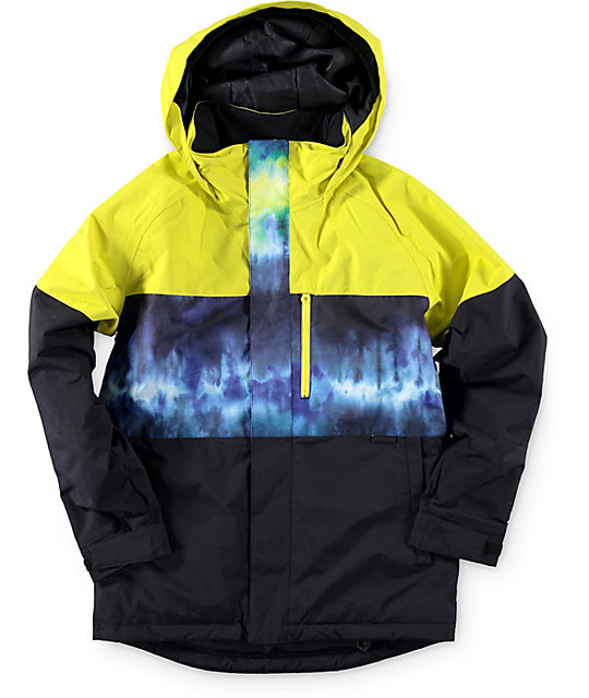 Giacca Snowboard Burton BOY Symbol Jacket Surfstripe
