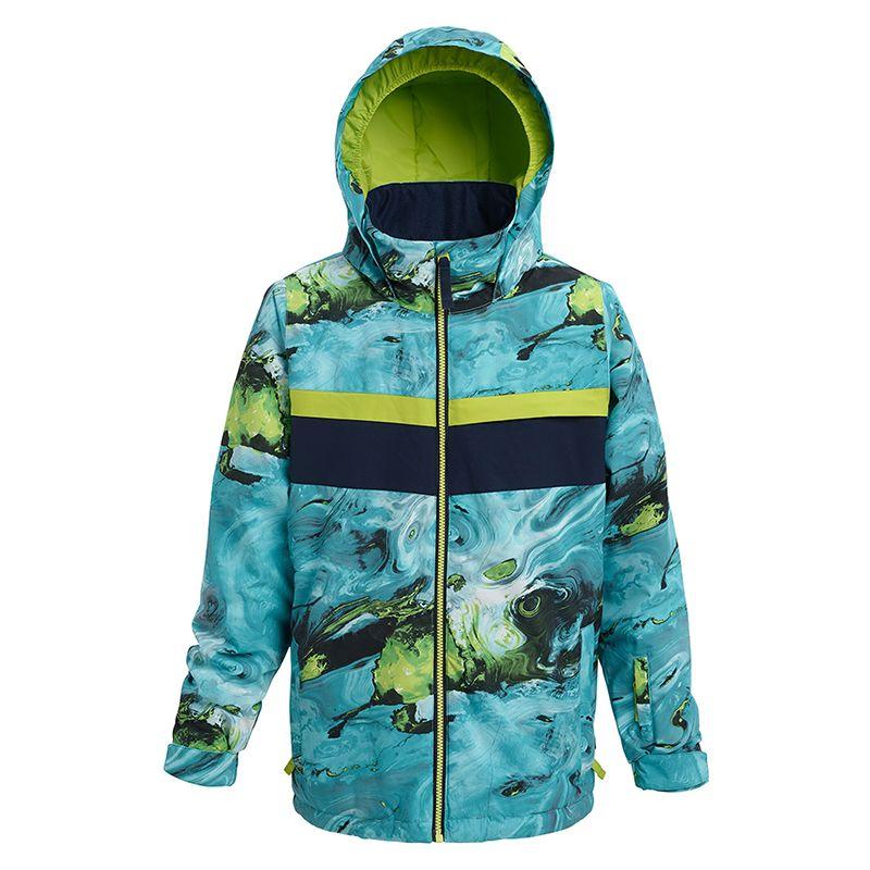 Giacca Snowboard Burton BOY Pitchpine Jacket