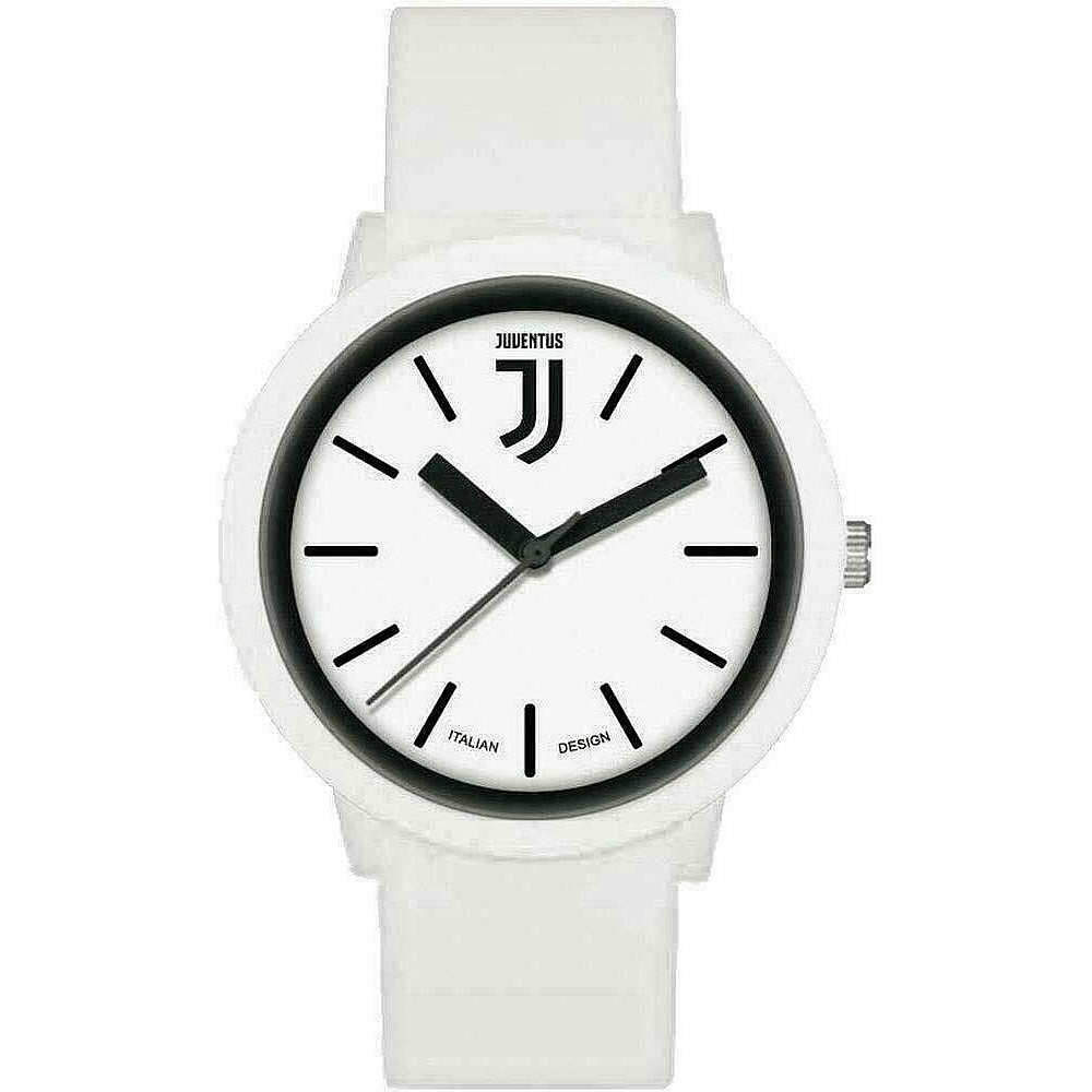 Orologio Juventus bianco da polso al quarzo