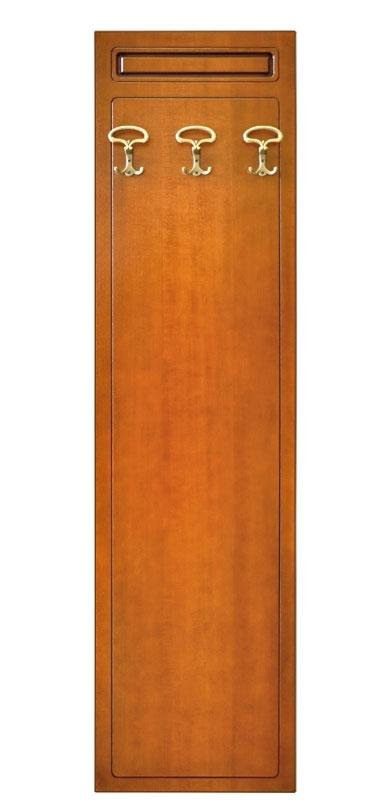 Perchero para recibidor en madera estilo clásico