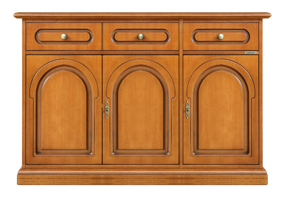 Mueble aparador de madera por salón