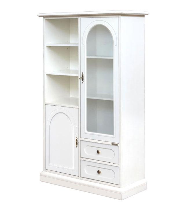 Vitrina de madera, mueble funcional de salón