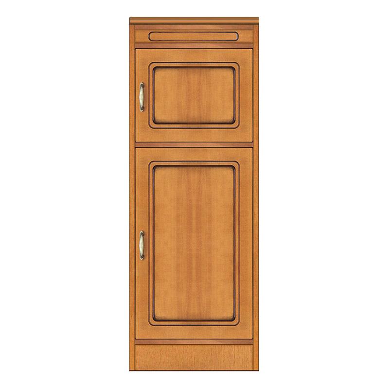 Colección Compos - Aparador modular estrecho con 2 puertas