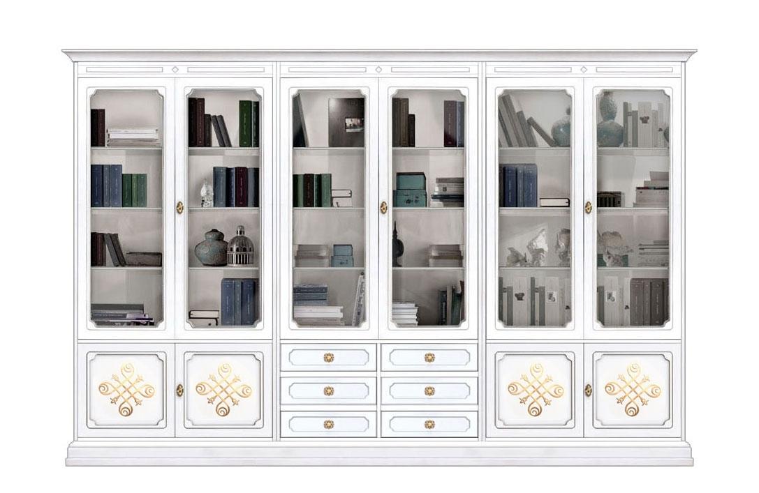Librería vitrina componible colección YOU