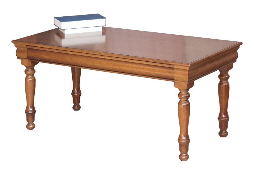 Mesa auxiliar de salón de estilo Luis Felipe