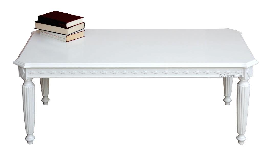 Mesa rectangular de centro Elegance