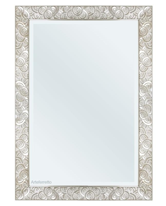 Espejo rectangular Circle