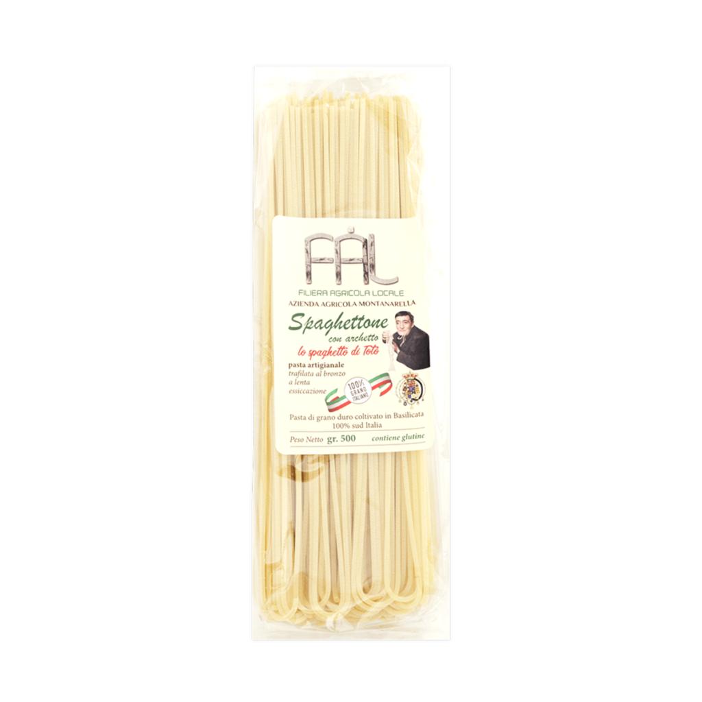 Spaghettoni Con Archetto