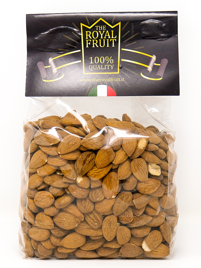 Mandorle sgusciate Avola sicilia 500 gr