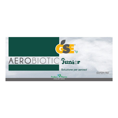 GSE Aerobiotic Junior 10 fiale