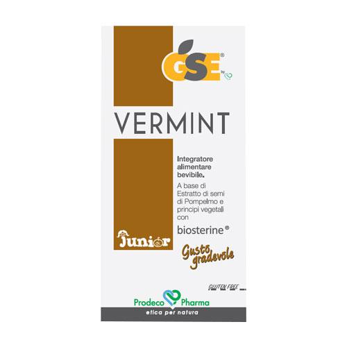 GSE Vermint Junior sciroppo  250 ml.