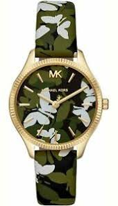 Michael Kors Lexington camuflage watch