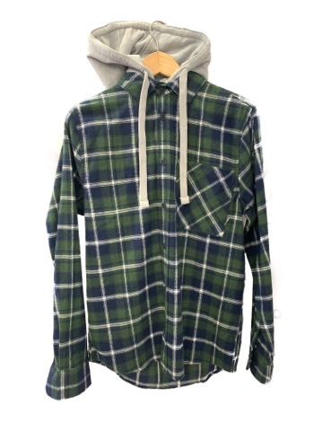 Camicia iSolid Domo LS Hood