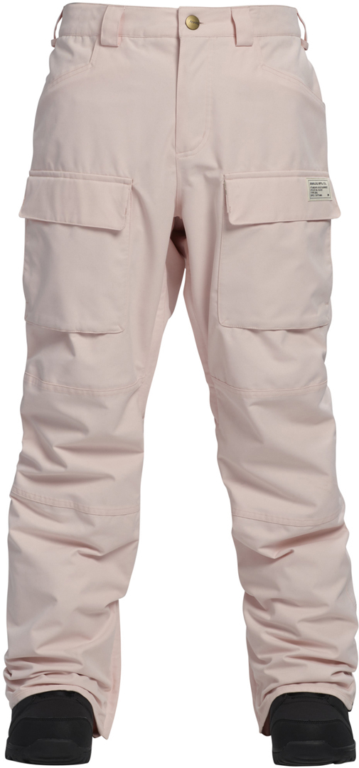 Pantaloni Snowboard Analog Mortar Pink