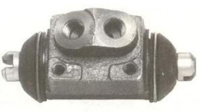 Cilindretto freni posteriore Ford Escort II, Capri III, 64677551,