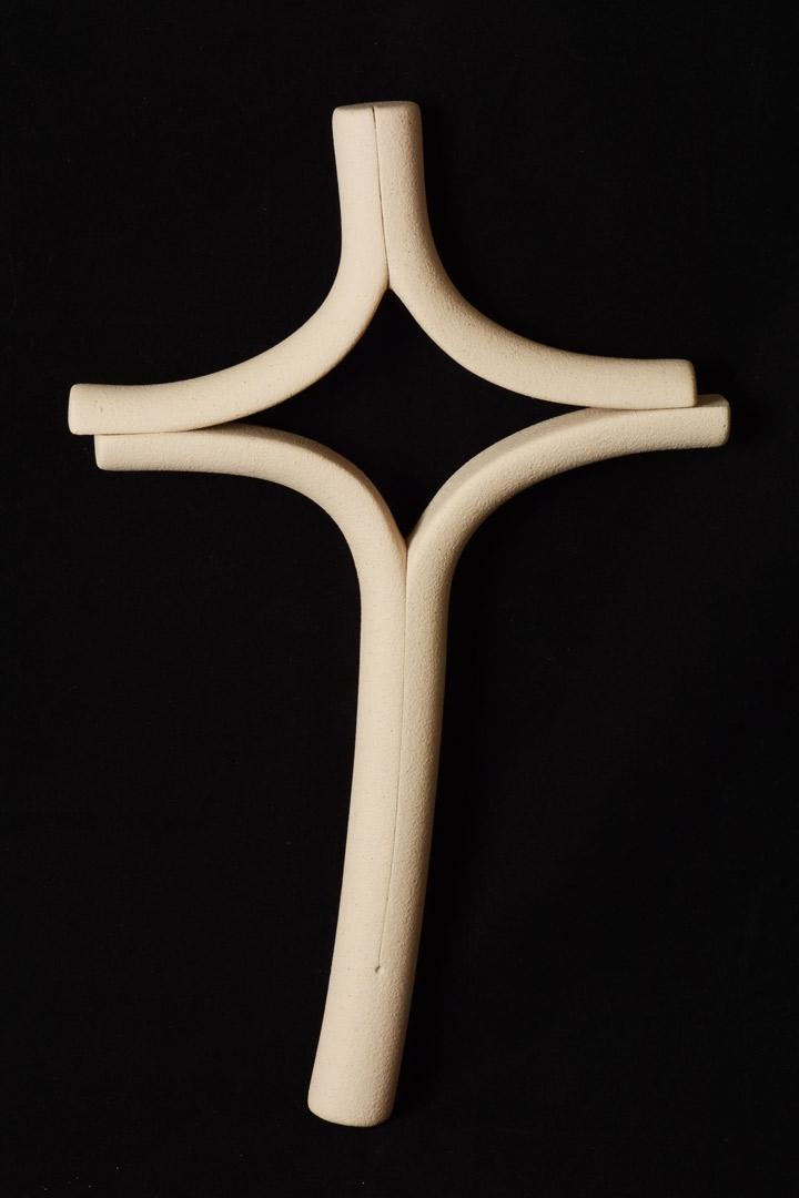 Croce Moderna in Gres Porcellanato 22x36 cm