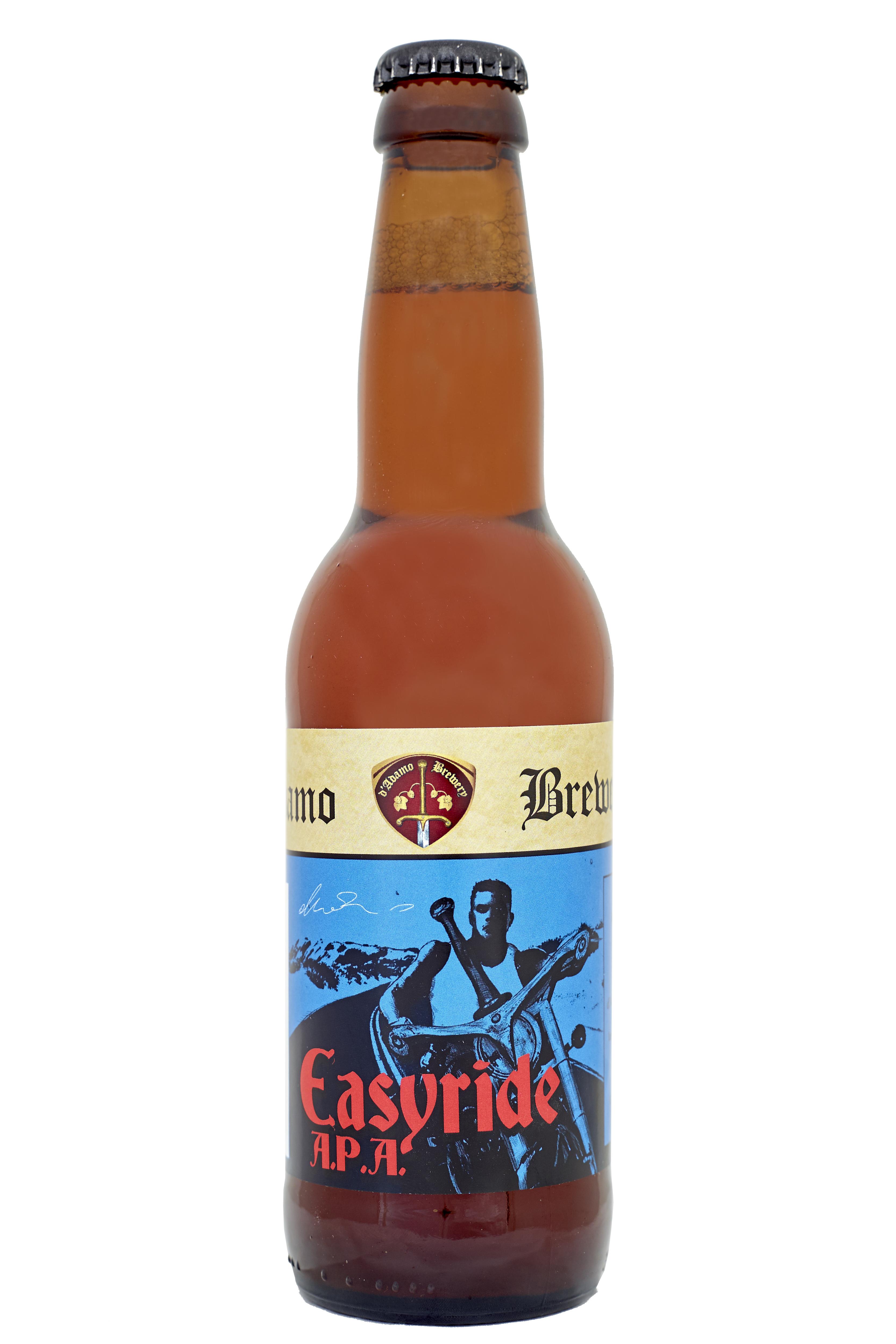 EasyRide Birra artigianale in bottiglia 33 cl