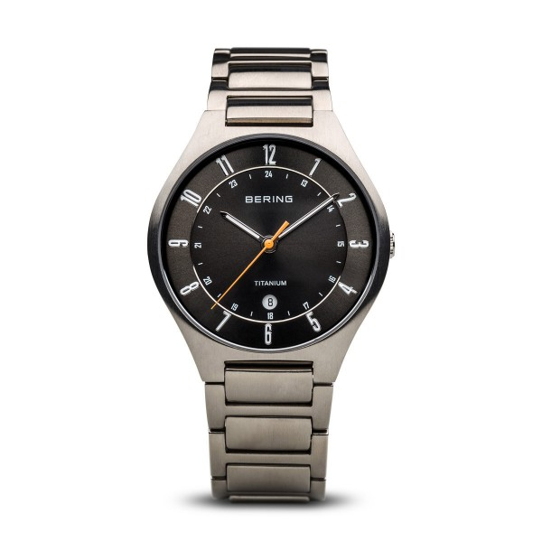 Orologio BERING solo tempo uomo Titanium