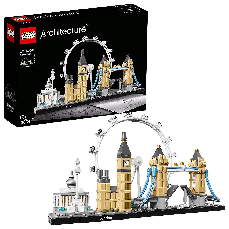 LEGO- Architecture Londra, 21034
