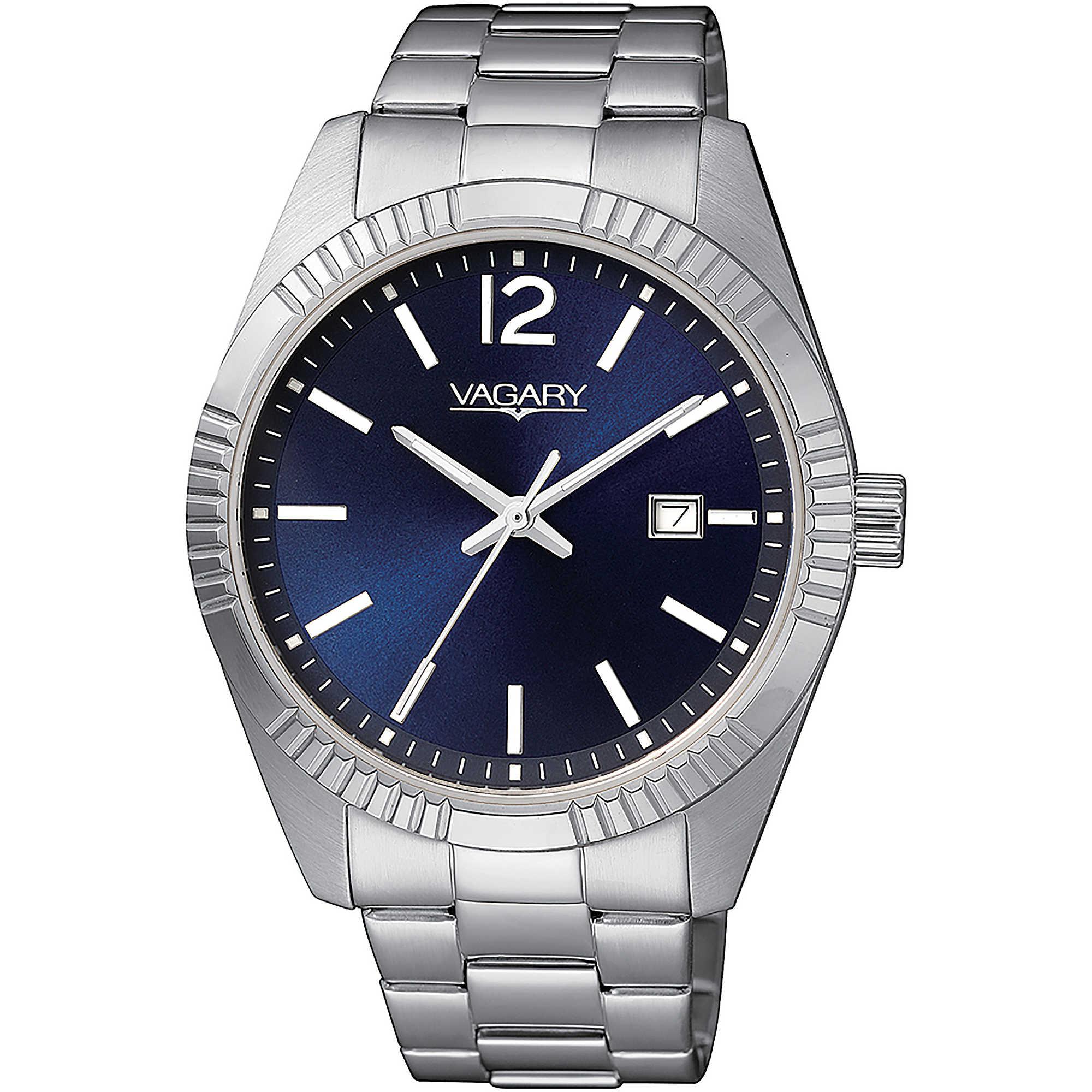 orologio solo tempo uomo Vagary By Citizen Timeless Gents