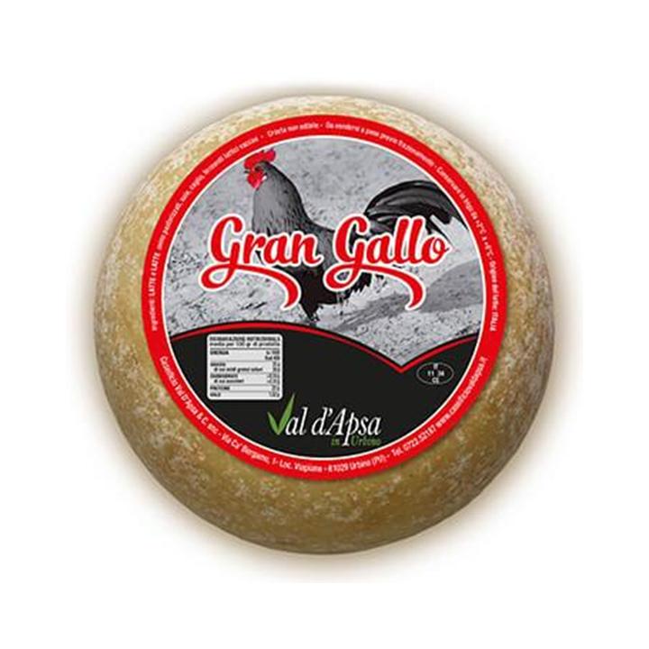 Formaggio misto Stagionato Gran Gallo - 350gr/700gr/1,4Kg