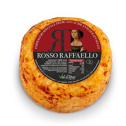 Pecorino Rosso Raffaello - 400gr