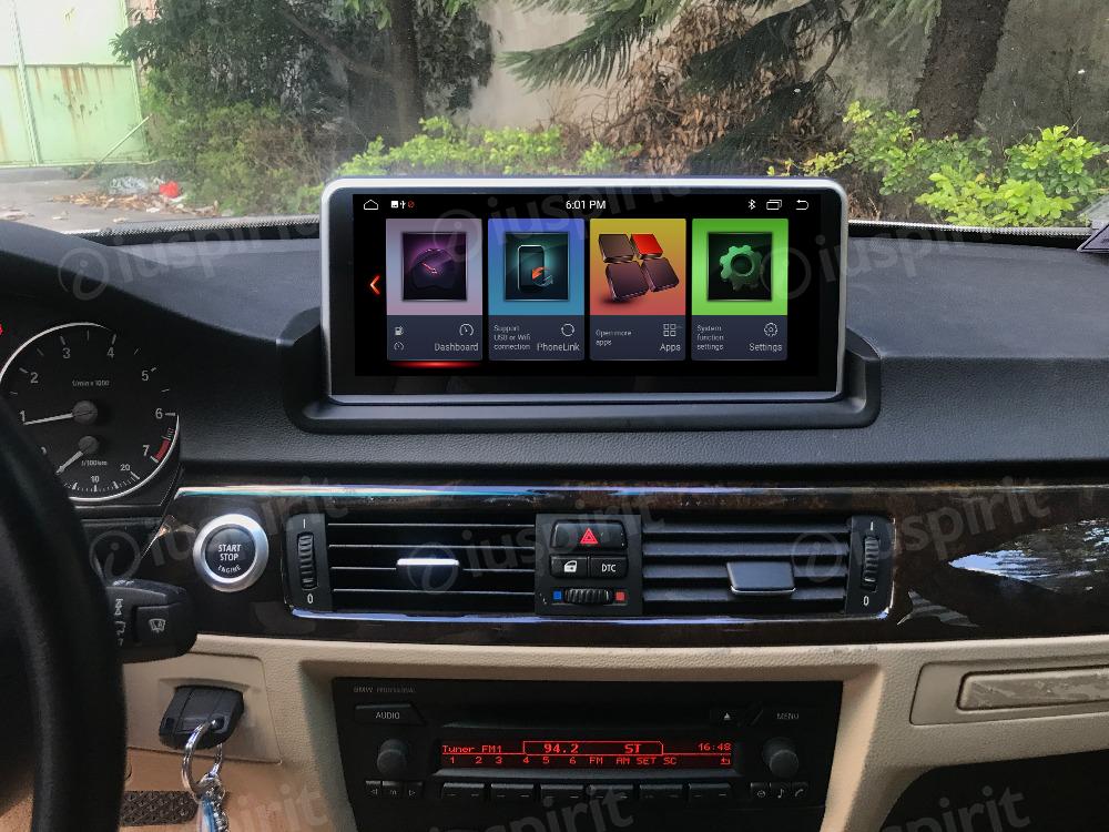 ZLTOOPAI Lettore multimediale per auto per BMW E90 E91 E92 E93 Android 10 Octa Core 4G RAM 64G ROM 9 pollici IPS Double Din in Dash Autoradio Audio Stereo Navigazione GPS
