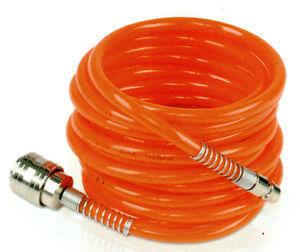 Power tubo a spirale mt7,5 attacco rapido