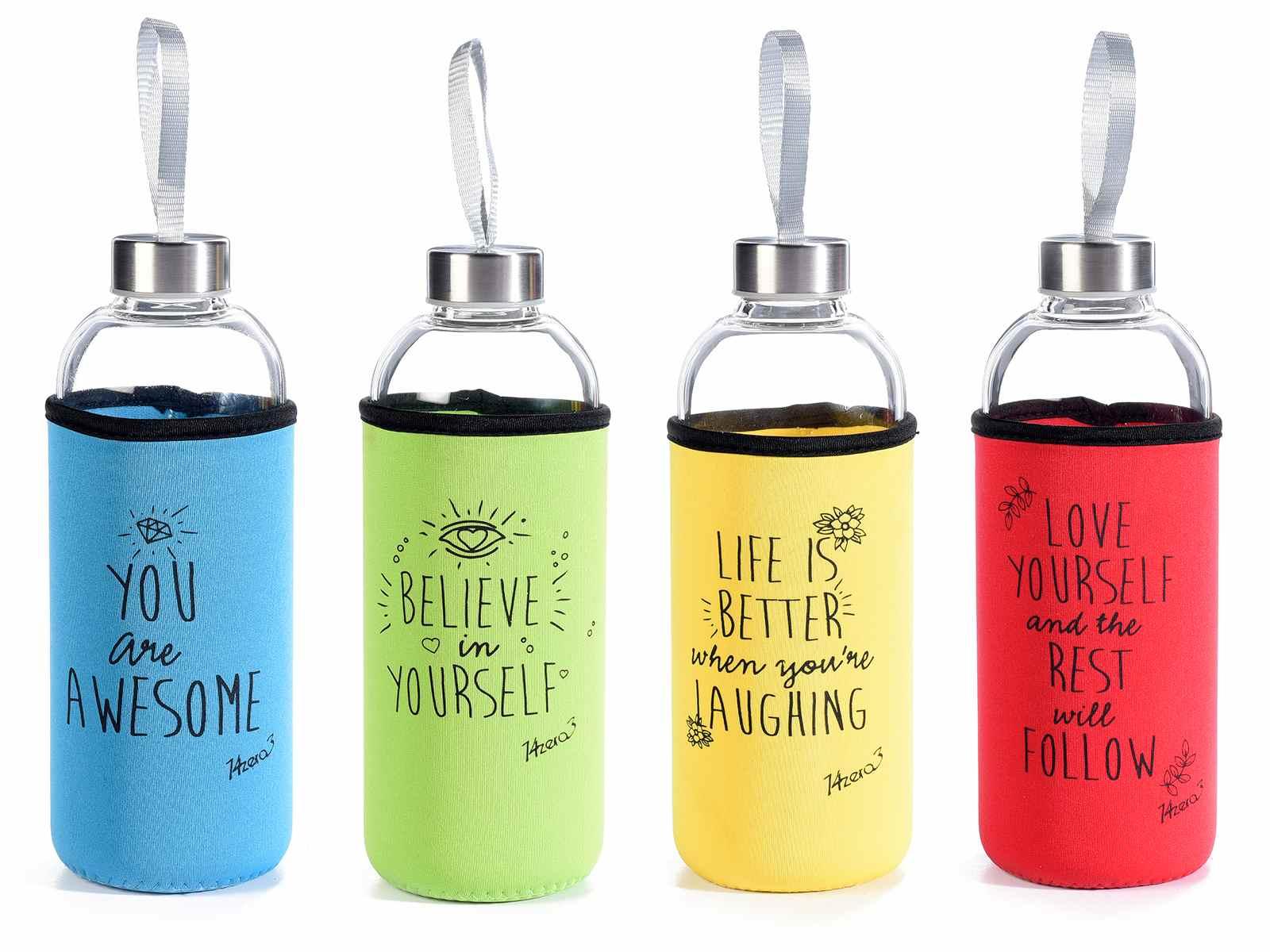 Bottiglia in Vetro da 1 litro